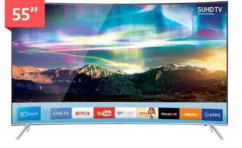 Análisis e impresiones de la televisión Samsung KS7000 (serie 7000 KS 2016)